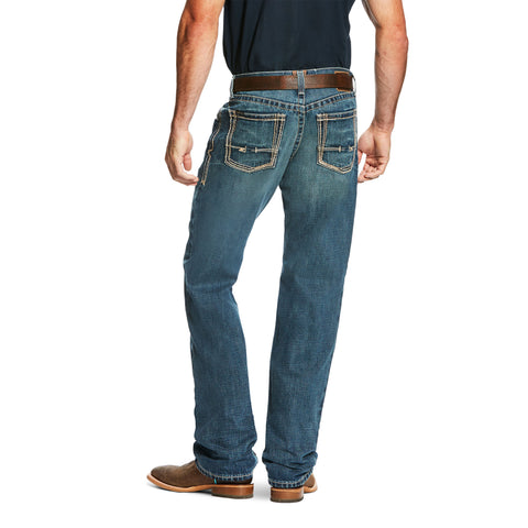 Ariat Mens M3 Loose Stackable Straight Leg Boundary Jeans 10021431