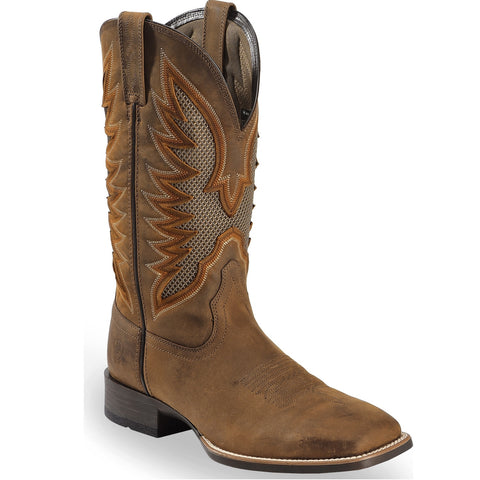 Ariat® Men's Quickdraw VentTEK™ Ultra Distressed Brown Boots 10023129
