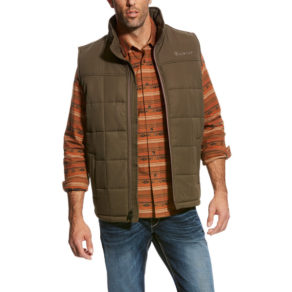 Ariat® Men's Crius Concealed Carry Vest 10024051 10024054 - Wild West Boot Store
