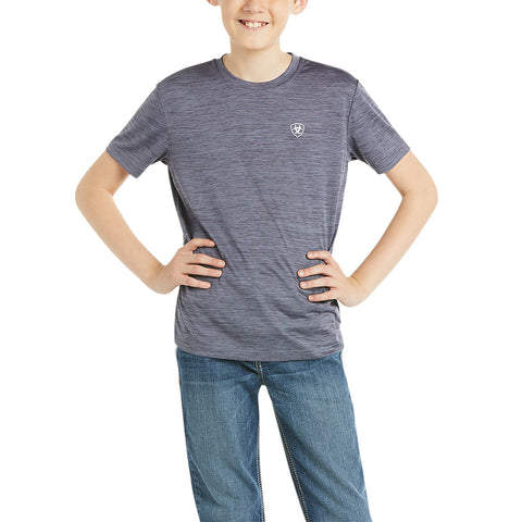 Ariat Boy's Charger Graystone Graphic 1 Tee Shirt 10035179