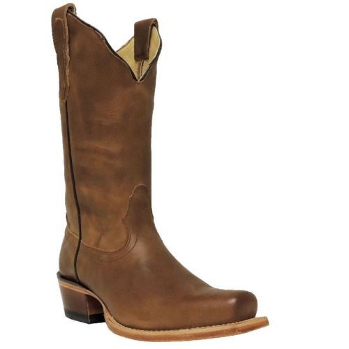 Nocona Ladies Old West Tan Fashion Western Boots NL5012 - Wild West Boot Store - 1