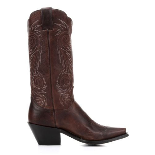 Justin Ladies Damiana Cognac Boot L4333 - Wild West Boot Store - 3