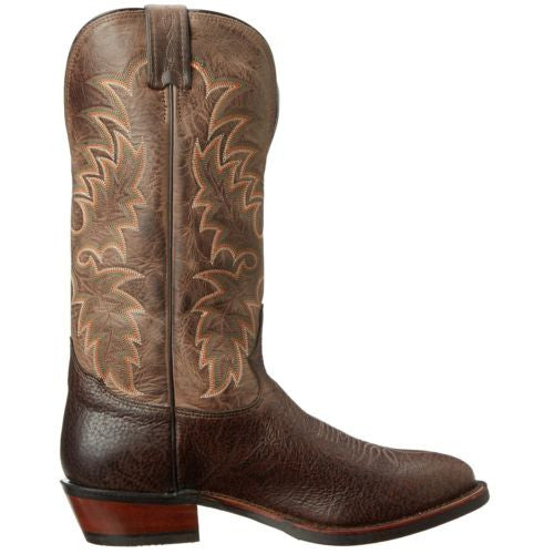 "Tony Lama Men's Americana 13"" Java Conquistador Shoulder Boot 7951 - Wild West Boot Store - 3"