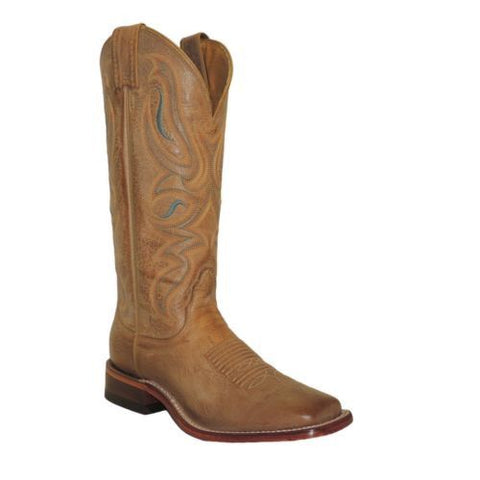 Nocona Ladies Honey Cowhide Legacy Cowgirl Boot LD4500 - Wild West Boot Store - 1