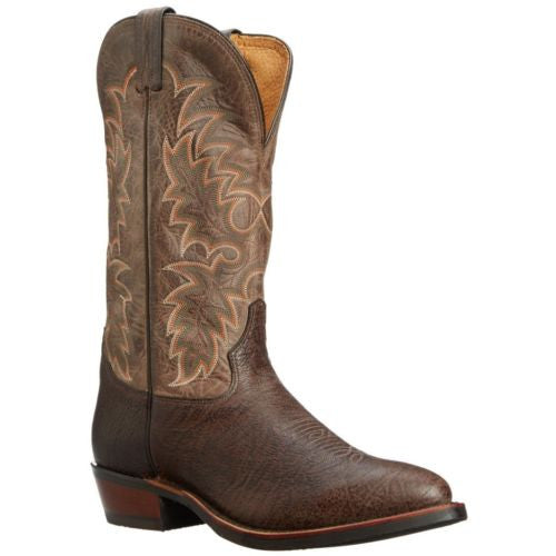 "Tony Lama Men's Americana 13"" Java Conquistador Shoulder Boot 7951 - Wild West Boot Store - 1"