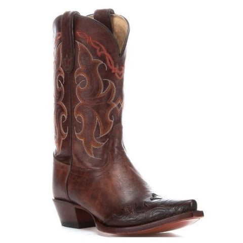 Tony Lama Ladies Clay Santa Fe Vaquero Western Boot VF6005 - Wild West Boot Store - 1