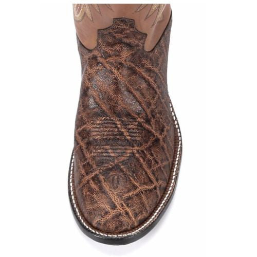 Tony Lama Men's Peanut Vintage Elephant Boot 6061 - Wild West Boot Store - 6
