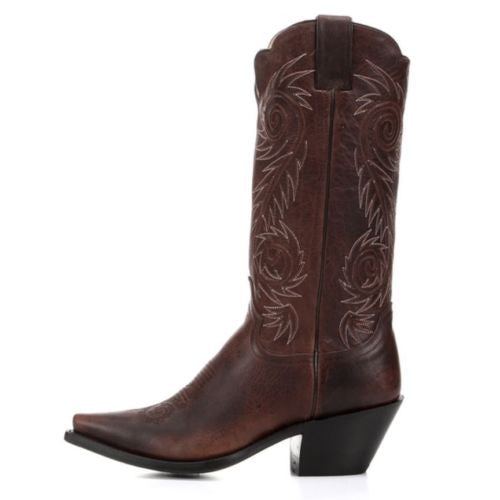 Justin Ladies Damiana Cognac Boot L4333 - Wild West Boot Store - 5