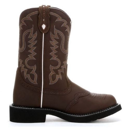 Ladies Justin Gypsy Aged Bark Boots L9909 - Wild West Boot Store - 3