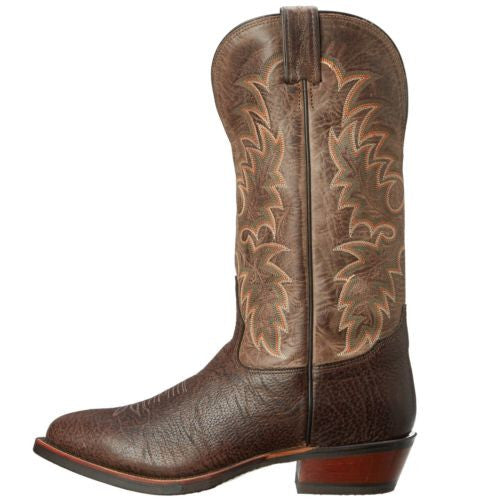 "Tony Lama Men's Americana 13"" Java Conquistador Shoulder Boot 7951 - Wild West Boot Store - 5"