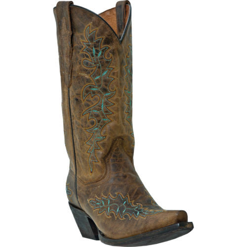 Dan Post Ladies Elizario Western Boots DP3559 - Wild West Boot Store