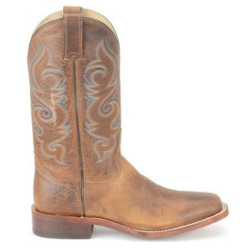 Double H Men's Brown Blue Casual Boot DH3584 - Wild West Boot Store - 3