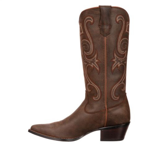 Durango Ladies Crush Brown Jealousy Western Boot RD3593 - Wild West Boot Store - 3