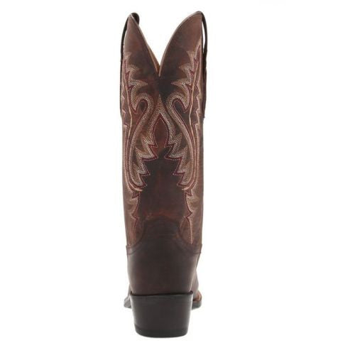 Lucchese Ladies Cassidy Chocolate Madras Goat Boots M5002.S54 - Wild West Boot Store - 4