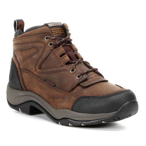 Ariat Ladies Terrain H2O Copper Waterproof Hiking Boots 10004134 - Wild West Boot Store