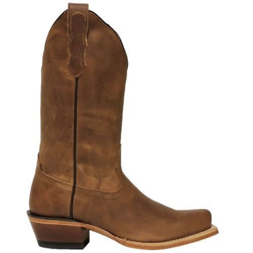 Nocona Ladies Old West Tan Fashion Western Boots NL5012 - Wild West Boot Store - 3