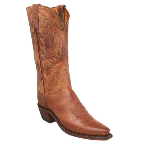 Lucchese Ladies Since 1883 Savannah Mad Dog Goat Boots N4540.54 - Wild West Boot Store - 1