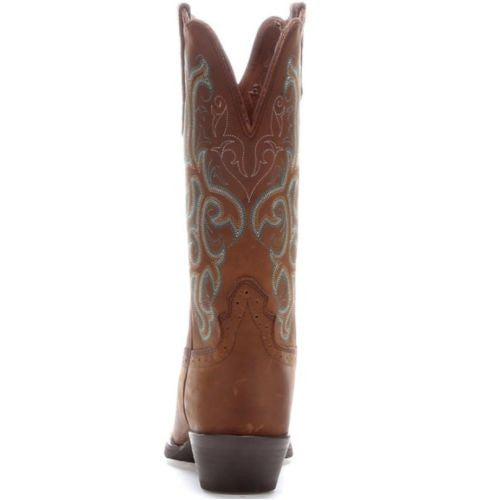 4b9957237fdbd Justin Ladies Sorrel Apache Stampede Western Boots L2552 - Wild West Boot  Store - 4