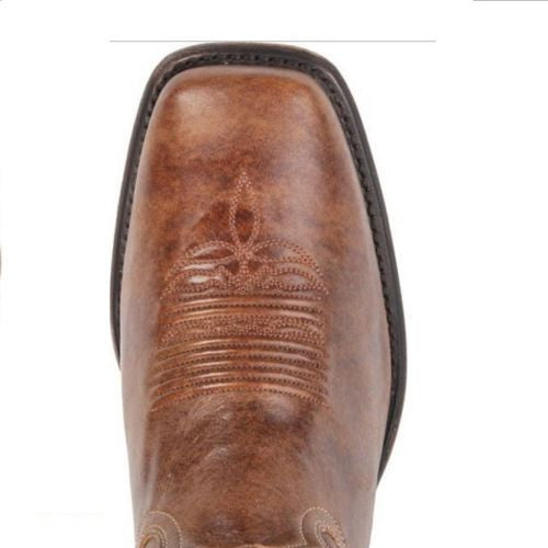 Double H Men's Vintage Brown Roper Boot DH5232 - Wild West Boot Store - 3