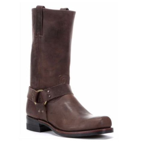 Frye Men's Domestic 12R Harness Gaucho Boot 87350-6 - Wild West Boot Store