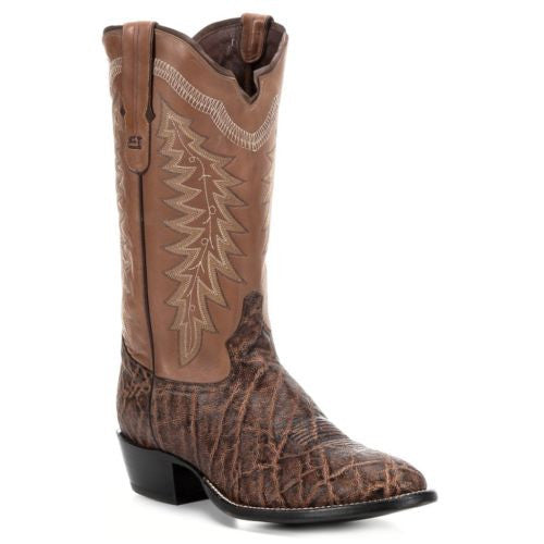 Tony Lama Men's Peanut Vintage Elephant Boot 6061 - Wild West Boot Store - 1