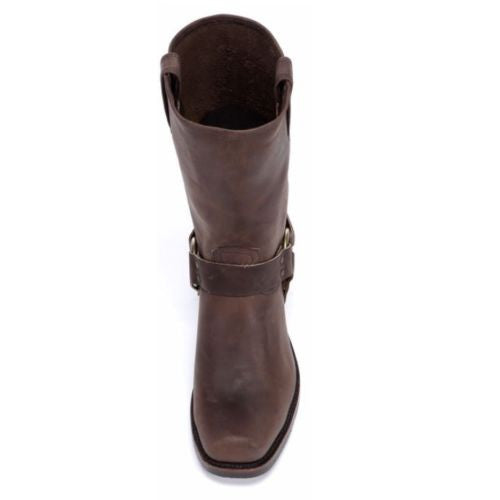 d1f4f0809 Frye Men's Domestic 12R Harness Gaucho Boot 87350-6 - Wild West Boot Store