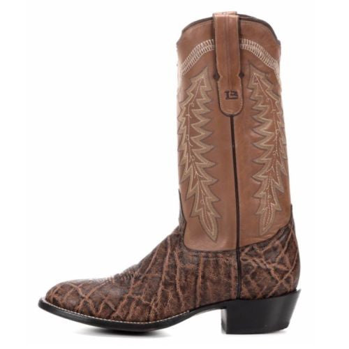 Tony Lama Men's Peanut Vintage Elephant Boot 6061 - Wild West Boot Store - 5