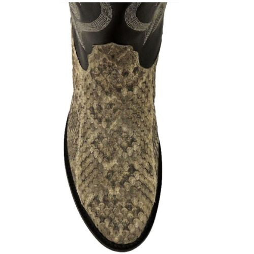 Cowtown Men's Rattlesnake Leather Western Boot W715 - Wild West Boot Store - 5