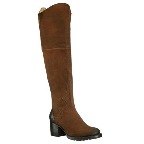 Freebird by Steven Ladies Fuego Tan Suede Boot FB-FUEGO-TAN - Wild West Boot Store - 1