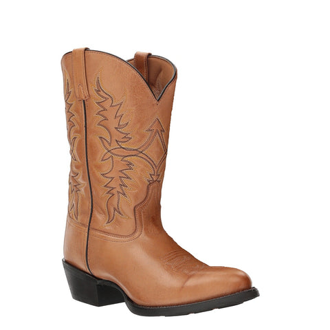 Laredo Men's Harding Antique Tan Western Boots 68451