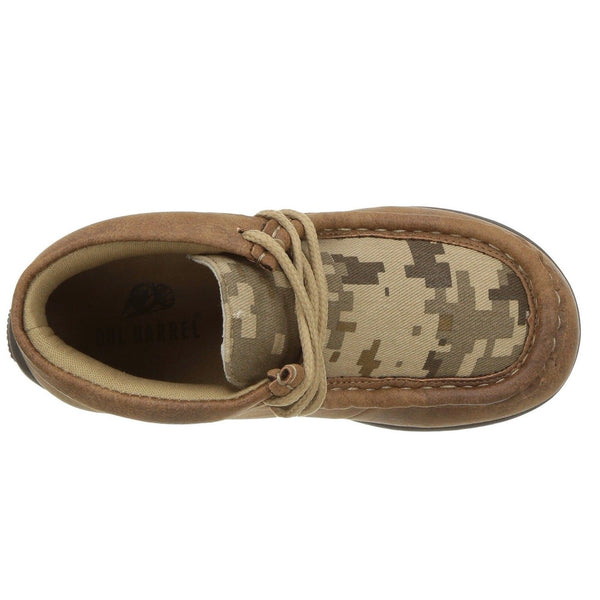 Double Barrel Children's Barrett Digital Camo Moccasin 4442108