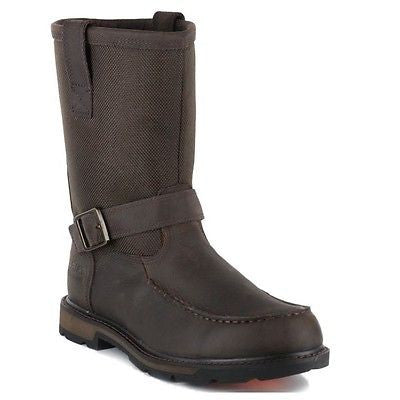 Ariat Men's Ground Breaker Moc Toe Boot 10016254 - Wild West Boot Store