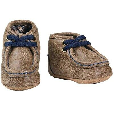 Blazin Roxx Double Barrel Brown Smith Baby Bucker Casual Shoes 4422602