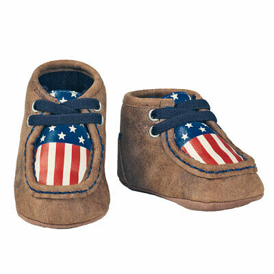 Double Barrel Infant Lincoln Baby Bucker Shoes 4423402