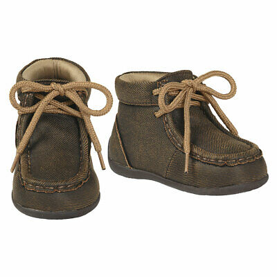 Double Barrel Childrens Brown Gavin Casual Shoes 4441702