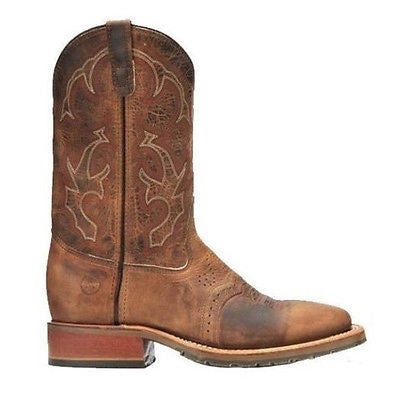 Double-H Men's Domestic Square Toe ICE Roper DH3560 - Wild West Boot Store - 2
