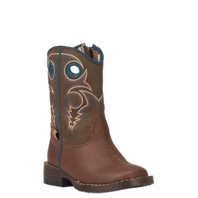 Double Barrel Toddler Dylan Brown Boot 4416232