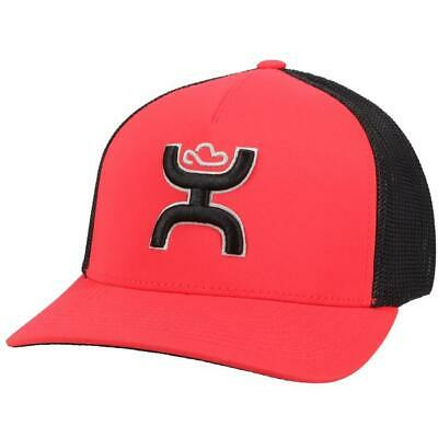 Hooey Coach Pink & Black 5-Panel Flexfit Hat 2013PKBK