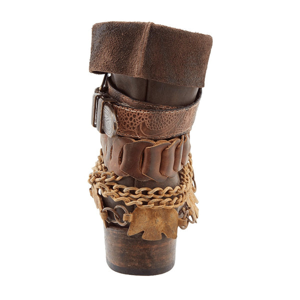 Freebird by Steven Yerba Brown Harness Boot FB-YERBA-BRN - Wild West Boot Store - 3