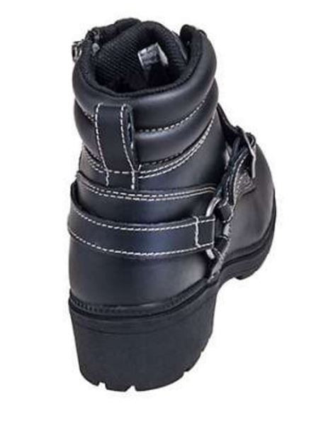 Milwaukee Ladies Paragon Motorcycle Boots MB228 - Wild West Boot Store - 4