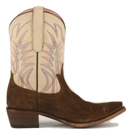 Junk Gypsy Lane Ladies Dirt Road Dreamer Chocolate Suede Boots JG0003B - Wild West Boot Store - 3