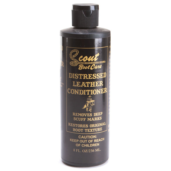 Scout Distressed Leather Conditioner 8oz 03615