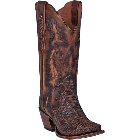 Dan Post Ladies Brown Lauryn Boots DP3784