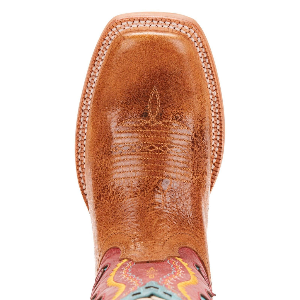 d1ca6338810 Ariat® Ladies Cowtown Cutter Multi-Color Western Boots 10025055 ...