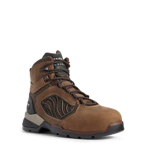 Ariat® Ladies Autumn Tan Rebar Flex Work Boots 10031669