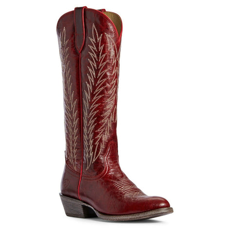 Ariat Ladies Legacy Two Step Sangria Boots 10031555