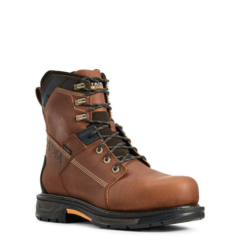 "Ariat Men's Brown 8"" Workhog XT Boot 10029507"