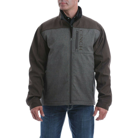 Cinch Men's Color Blocked Bonded Concealed Carry Jacket MWJ1538001