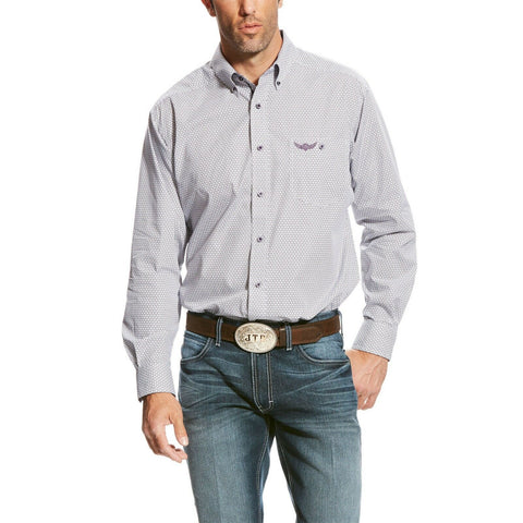 Ariat® Men's Relentless Speed Long-Sleeve Print Shirt 10023853
