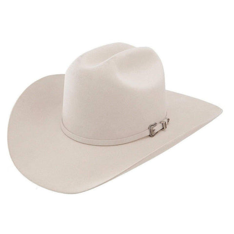 Resistol The Challenger 5X Fur Silver Belly Cowboy Hat RFTCH-754071